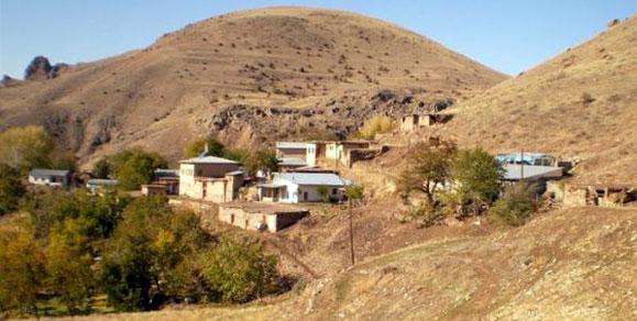 Erzincan Kemah Akça Köyü