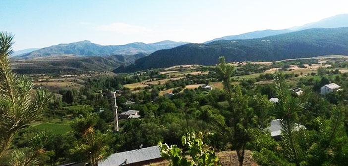 Kemah Özdamar Köyü (Kiğarı)