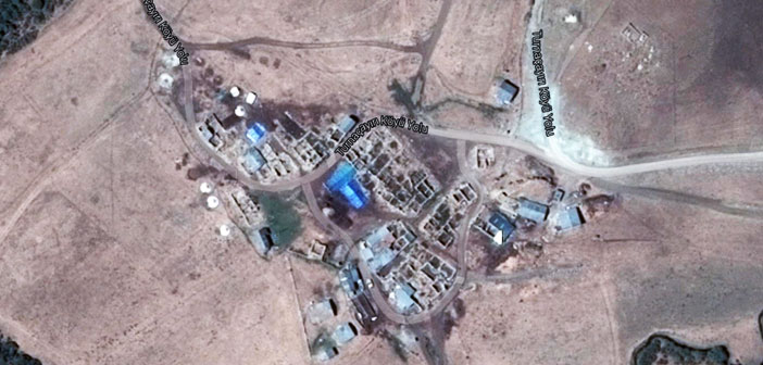 Erzincan Çayırlı Turnaçayırı Köyü
