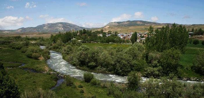 Erzincan Çayırlı Yaylakent Köyü