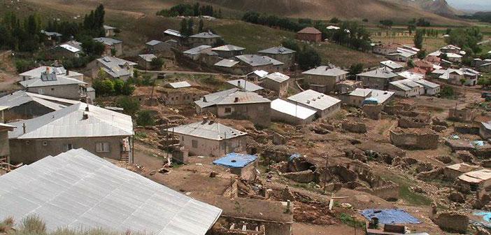 Erzincan Çayırlı Yeşilyaka Köyü (Şebge)