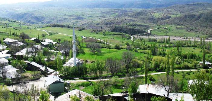 Erzincan Refahiye Aşağı Sütlü Köyü (Gölüksür)