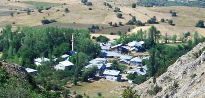 Erzincan Refahiye Aşut Köyü