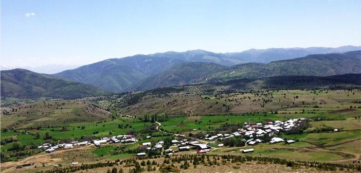 Erzincan Refahiye Alaçayır Köyü (Conur)