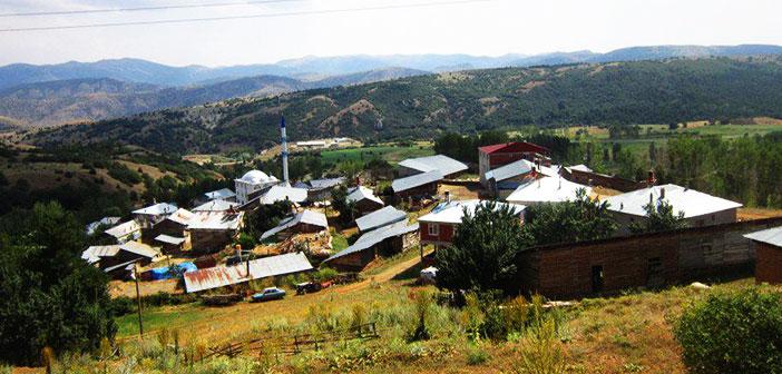 Erzincan Refahiye Aydıncık Köyü (Haçır)