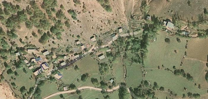 Erzincan Refahiye Bakacak Köyü (Haçirge)