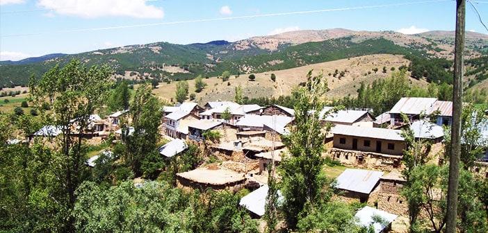Erzincan Refahiye Gökseki Köyü
