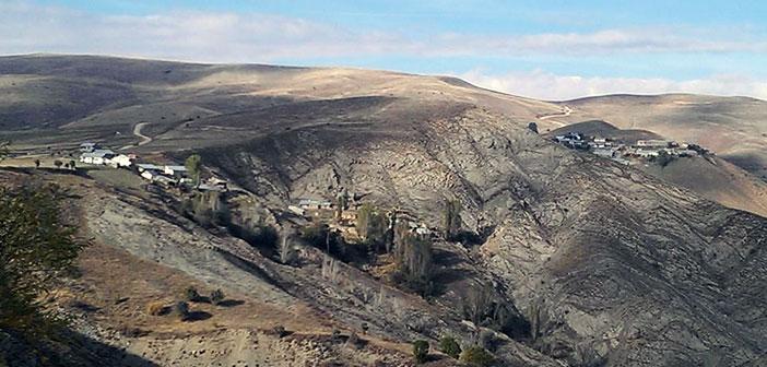 Erzincan Refahiye Gazipınar Köyü