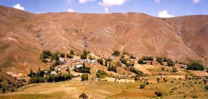 Erzincan Refahiye Gemecik Köyü