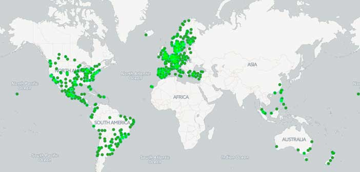 Spotify Dünya Müzik Haritası