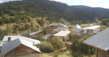 Erzincan Refahiye Sarhan Köyü Resimleri