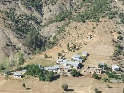 Erzincan Refahiye Sarıkoç Köyü Resimleri