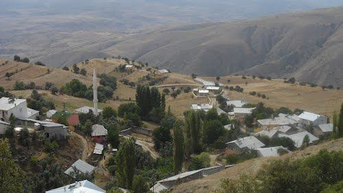 Refahiye Üçören Köyü