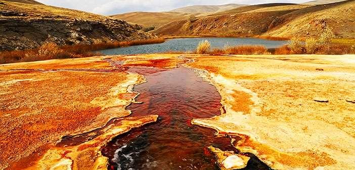 otlukbeli gölü