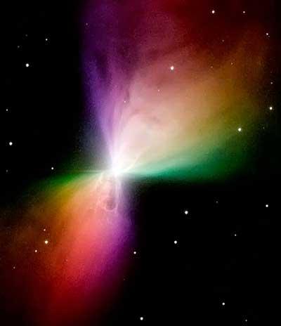 Bumerang Nebulası