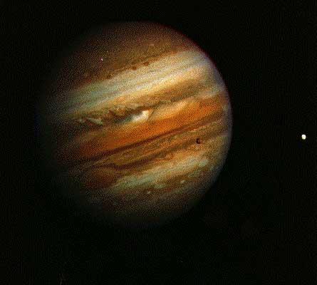 Jüpiter ve uyduları