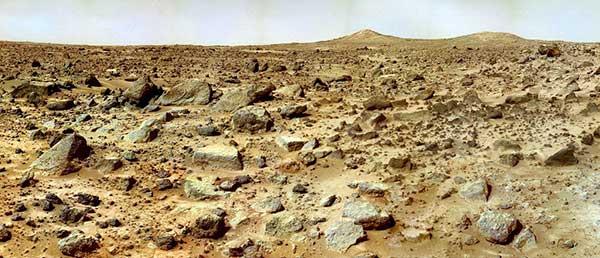 Mars'ın Yüzeyi