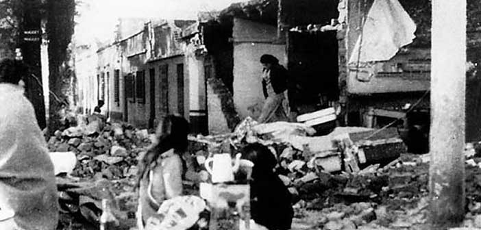 1976 Guatemala Depremi