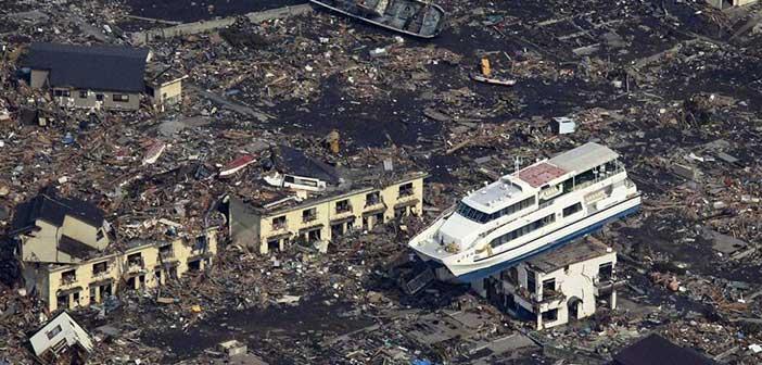 2011 Japonya Depremi