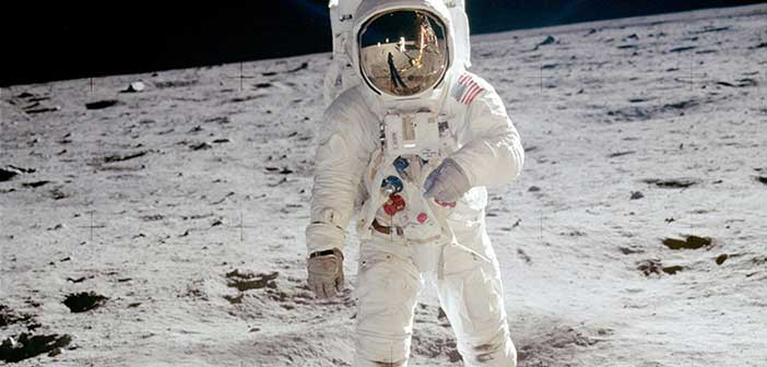 Apollo 11'in Aya İnişi