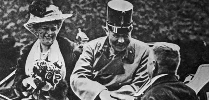 Arşidük Franz Ferdinand Suikastı