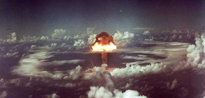 Atom Bombası Kullanımı