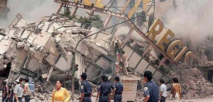 Meksika Depremi 1985