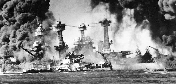 Pearl Harbour Saldırısı