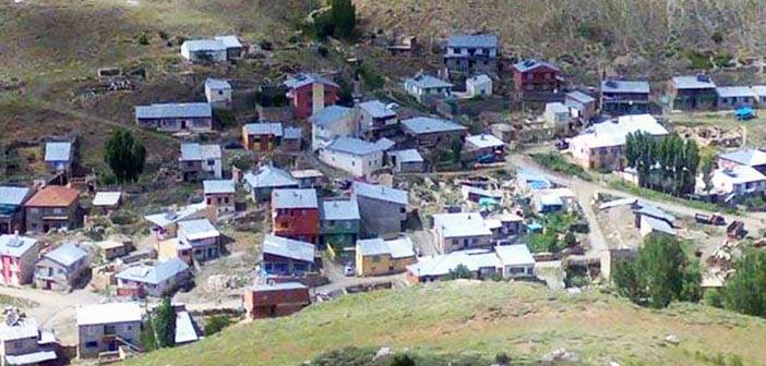 Erzincan Çayırlı Çataksu Köyü