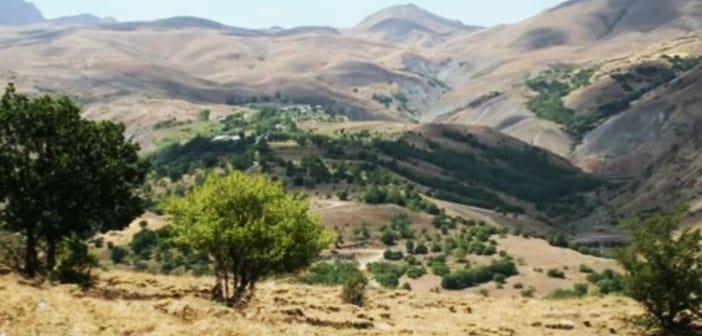 Erzincan Çayırlı Çayönü Köyü