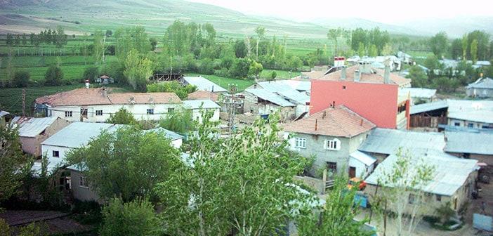 Erzincan Çayırlı Çaykent Köyü