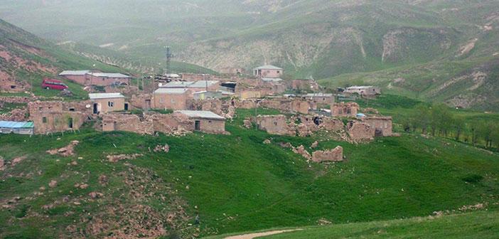 Erzincan Çayırlı Çilhoroz Köyü