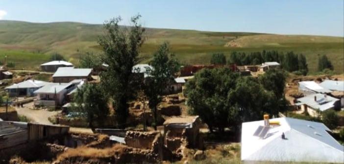 Erzincan Çayırlı Aşağı Kartallı Köyü (Avşen)