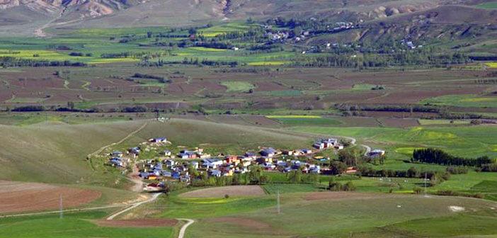 Erzincan Çayırlı Boybeyi köyü