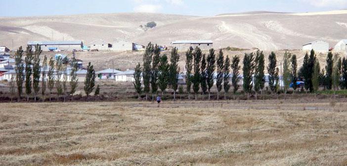 Erzincan Çayırlı Bozağa Köyü