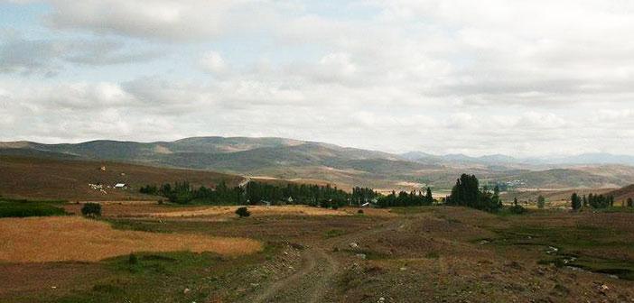 Erzincan Çayırlı Doğanyuva Köyü