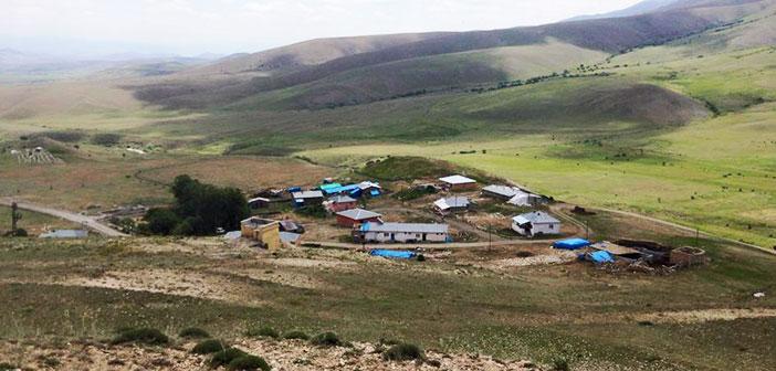 Erzincan Çayırlı Esendoruk Köyü