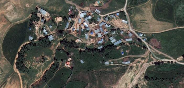 Erzincan Çayırlı Gelinpınar Köyü