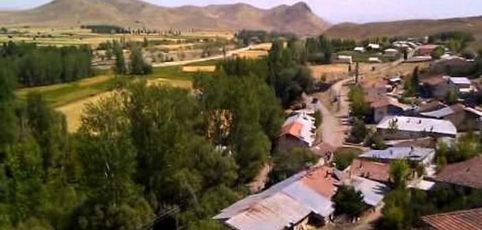 erzincan çayırlı balıklı köyü