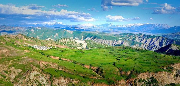 erzincan iliç özlü köyü danzı