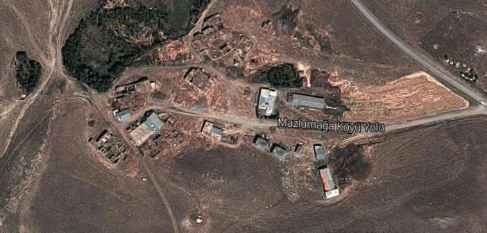 Erzincan Çayırlı Mazlumağa Köyü