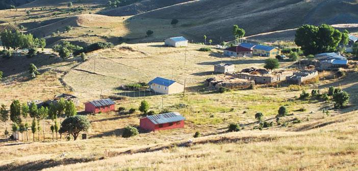 Erzincan Çayırlı Oğultaşı Köyü (Şevkar)