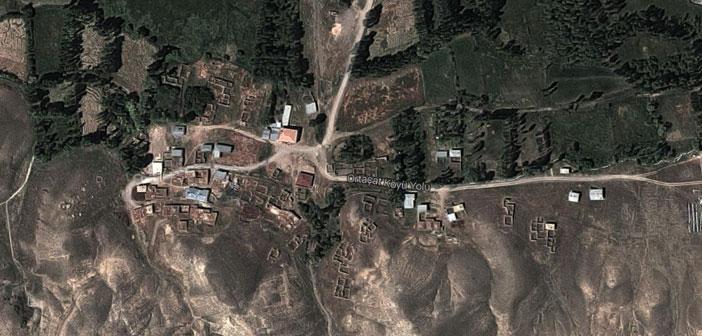 Erzincan Çayırlı Ortaçat Köyü