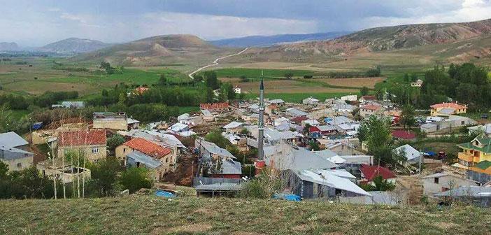Erzincan Çayırlı Verimli Köyü (Esperek)