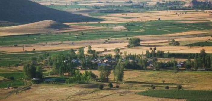 Erzincan Çayırlı Yukarı Çamurdere Köyü