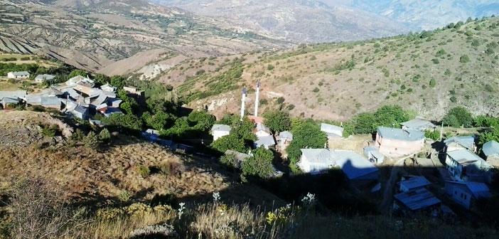 Erzincan Refahiye Ağmusa Köyü