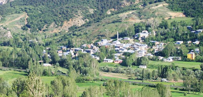 Erzincan Refahiye Altköy Köyü (Altkendi)