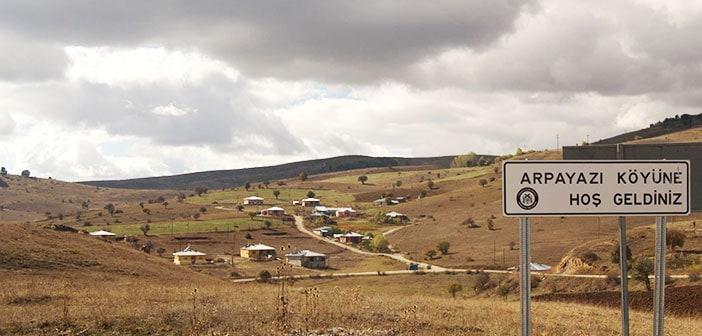Erzincan Refahiye Arpayazı Köyü (Bekolar)