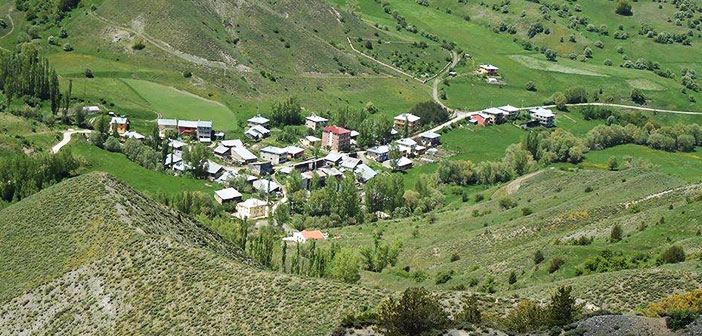 Erzincan Refahiye Aslanyusuf Köyü (Oğlanyusuf)