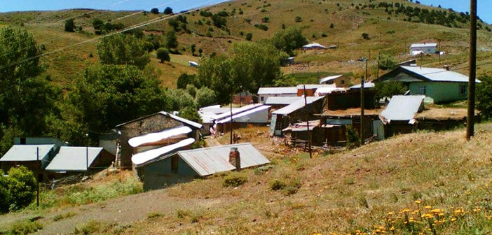 Erzincan Refahiye Babaaslan Köyü (Amadun)
